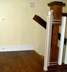 Baby Gate For Stairs With Banister And Wall Baby Gates For Top Of ...