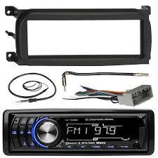 lightning audio by rockford fosgate la 1500bt bluetooth car stereo lightning audio by rockford fosgate la 1500bt bluetooth car stereo receiver bundle combo dash
