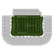 Saputo Stadium Seating Chart Map Seatgeek