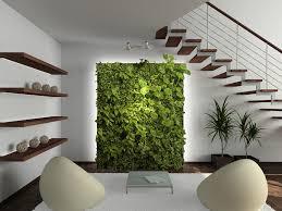 Interior Design Green Wall