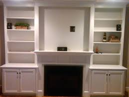 a storage fireplace tv stand above love nook bookshelves insert cabinet
