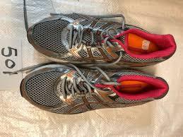 running shoe size 10 d asics gel