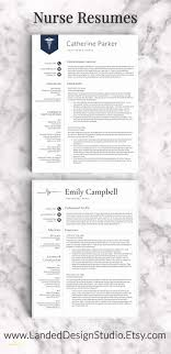Free Registered Nurse Resume Templates And Resume Nurse Templates