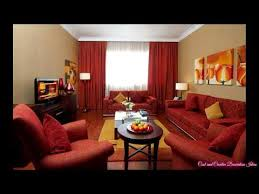 living room decorating ideas with red