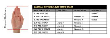 Lizard Skins Gloves Size Chart Images Gloves And