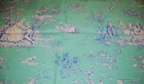 R10 Mod Girls Toile Jennifer Paganelli Turquoise and White Fun ... & R10 Mod Girls Toile Jennifer Paganelli Turquoise and White Fun Fresh Cotton fabric  Quilt fabric Adamdwight.com