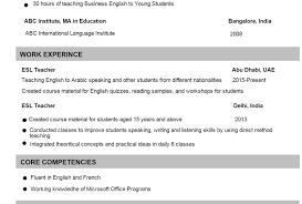 Resume Templates Pages 2 Fair Job Template With Teacher Cv