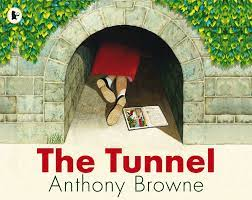The Tunnel: 1: Amazon.co.uk: Anthony Browne, Walker Books: 9781406313291:  Books