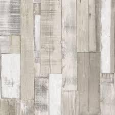 rasch authentic wood wooden beam panels embossed textured wallpaper 203714