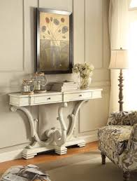 antique white sofa table. 1PerfectChoice Accent Hallway Entryway Sofa Console Table Curved Legs 2  Drawers Antique White - Walmart.com Antique White Sofa Table