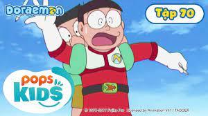 Tuyển Tập Hoạt Hình Doraemon Tiếng Việt Tập 70 - Tình Địch Của Doraemon,  Sao Băng Ước Nguyện