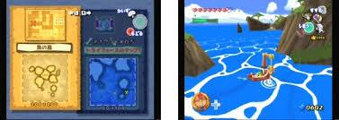 Triforce Charts Triforce Shard 1 The Legend Of Zelda The Wind Waker Wiki
