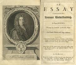 An Essay Concerning Human Understading John Locke Fourth Edition