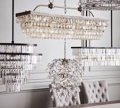 clarissa crystal drop rectangular chandelier saved view larger roll over image to zoom scroll to previous item