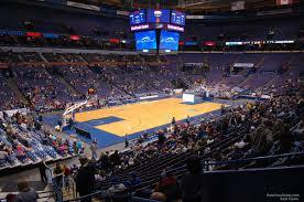 Enterprise Center Basketball Seating Chart Enterprise Center Section 119 Basketball Seating