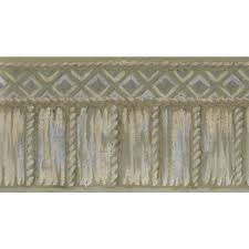 Dundee Deco 5.12-in Abstract Sage Green ...