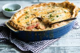 Maine Lobster Pot Pie