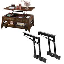 lift up coffee table mechanism with spring assist 2xmulti functional lift up top coffee