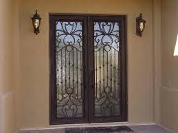 Doors SCOTTSDALE CUSTOM BUILDING MATERIALS - Iron exterior door
