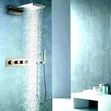 multiple shower heads fall icineorg multiple shower heads delta multiple shower head systems