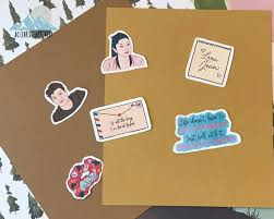 The wrap (2020)23 viewsdec 12, 2020. To All The Boys I Ve Loved Before Sticker Set Lara Jean Etsy