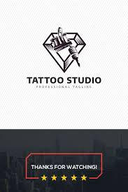 Tattoo Studio Logo Template New Collection Studio Logo Tattoo