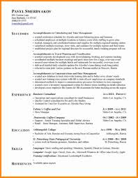Sample Of Achievements In Resume Achievements For Resumes Cityesporaco 24