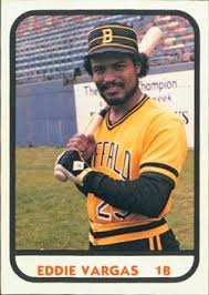 Eddie Vargas Stats & Facts - This Day In Baseball