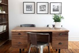 Custom office desks for home Double Sided Midcentury Desk For Custom Home Office Greenandcleanukcom Custom Dallas Home Office Furniture Ideas To Maximize Small Or