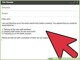 4 Ways To Improve Your Email Etiquette Wikihow