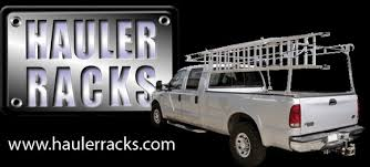 Hauler Racks - Truck Racks, Van Racks, CAP Racks, Ladder Racks