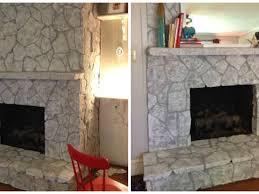 Stone Fireplace Remodel Interior Stunning Fireplace Remodel Stone For Fireplace Wall