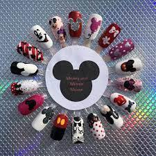 Pin by Debbie Craft on Nails | Mickey nails, Disney nail designs, Disney  nails