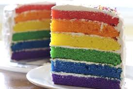 Rainbow Birthday Cake Recipe From Scratch Makebetterfoodcom