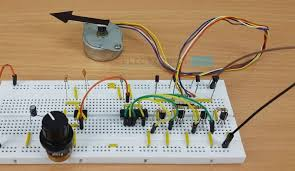 stepper motor driver circuit image 3