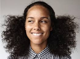 alicia keys does no makeup photoshoot pens essay about not  akeys bare