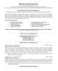 Electrical Estimator Resumes Journeyman Electrician Resume Template Caseyroberts Co