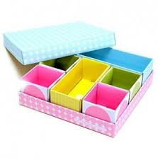 office drawer organizers. 6-cell DIY Stationery Makeup Cosmetic Desk Drawer Organizer Storage Box Gift Office Organizers