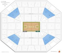 Yuengling Center South Florida Seating Guide