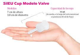 Menstrual Cup Sileu Menstrual Cup Model Valve Sileucup