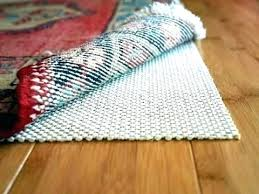thick rug pad thick rug pad pads for hardwood floors charming super lock natural home depot thick rug pad