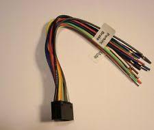 jvc car audio and video installation jvc radio dvd 16 pin wire harness kd avx1 avx2 screen new