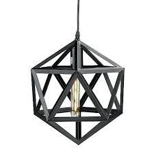 clear glass prism pentagon pendant light. Contemporary Prism Geometric Light Fixtures Gold Glass  For Clear Glass Prism Pentagon Pendant Light L