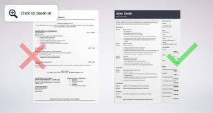 Resume Sample With Skills 60 Best Examples of What Skills to Put on a Resume Proven Tips 18