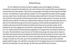 write essay about my school acirc environmental integrated production writing an essay in 3 hours