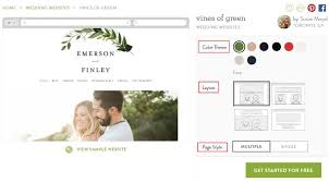 Minted Wedding Website Review 2019 With Walkthrough