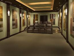 decorative wall art panels for home theaters