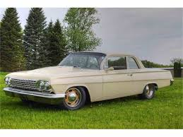 1962 Chevrolet Biscayne for Sale on ClassicCars.com - 2 Available