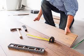 flooring installation if the flooring you