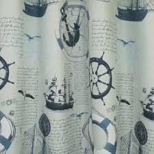 Nautical Home Decor Fabric Home Decor Fabric Nautical Sailboats Blue Fabricville
